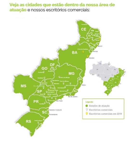 algar Telecom cobertura