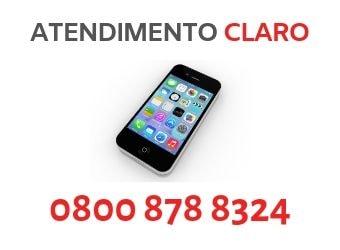 telefone claro atendimento